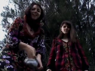 anais with an increment of evette GOW outdoors