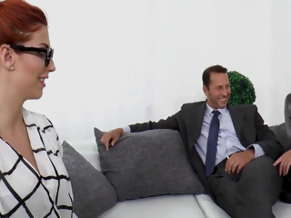 And His Husband Teaching Her Secretary (4k) (teaser) - Kathia Nobili