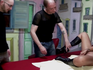 German Adult At Designing Threesome With Team a few Stranger At Swingerclub