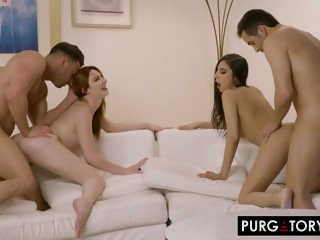 Let Me Ahead to Vol 2 Part 3 On touching Gianna Dior, Lacy Lennon And Donnie Rock