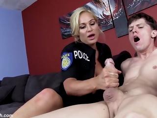 Milf Cop Sex Video - Tyler Faith