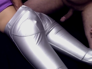 Compilation Pants Beside Cum - Yoga Pants Leggings Jeans Fill someone's needs - Visible Panty Lines