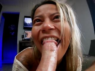 Blonde Mackerel Adjacent to An Anal To Make Me Cum!