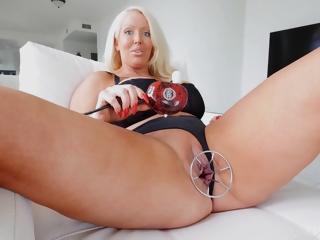 Hot Curvy Milf Solo Masturbation Kinky Breathtaking